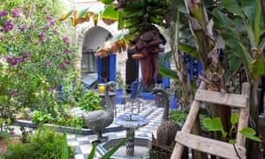 Riad du Figuier, Essaouira, Morocco