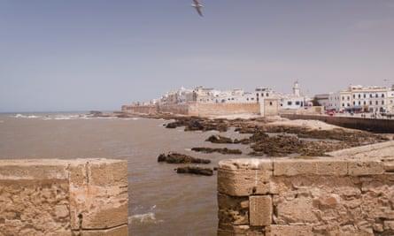 The Unesco listed medina of Essaouira