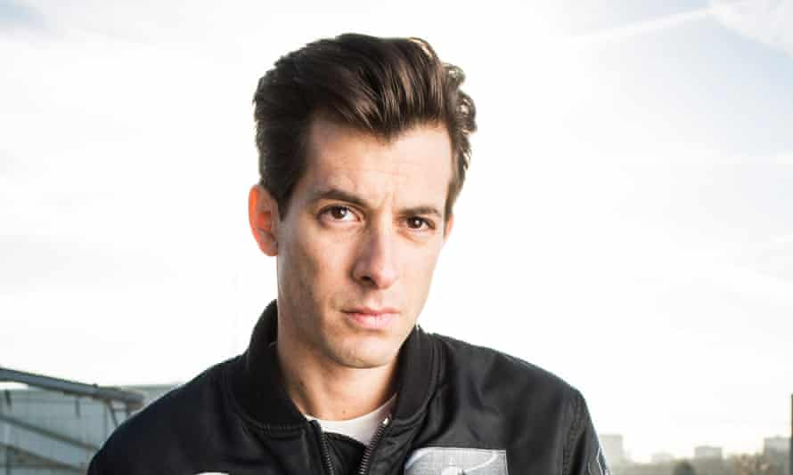 Mark Ronson … 'What the hell was I going to do in LA for three days'