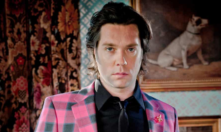 Rufus Wainwright … 'He was essentially on the other team.'
