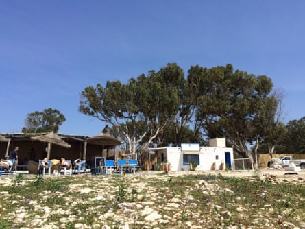 La Mouette et Les Dromedaires, near Sidi Kaouki.