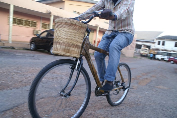 Ghana S Bicycle Which Is Creating Jobs While It Saves The Soil Environment The Guardian
