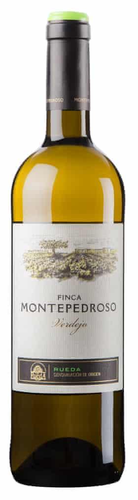 Verdejo from Finca Montepedroso