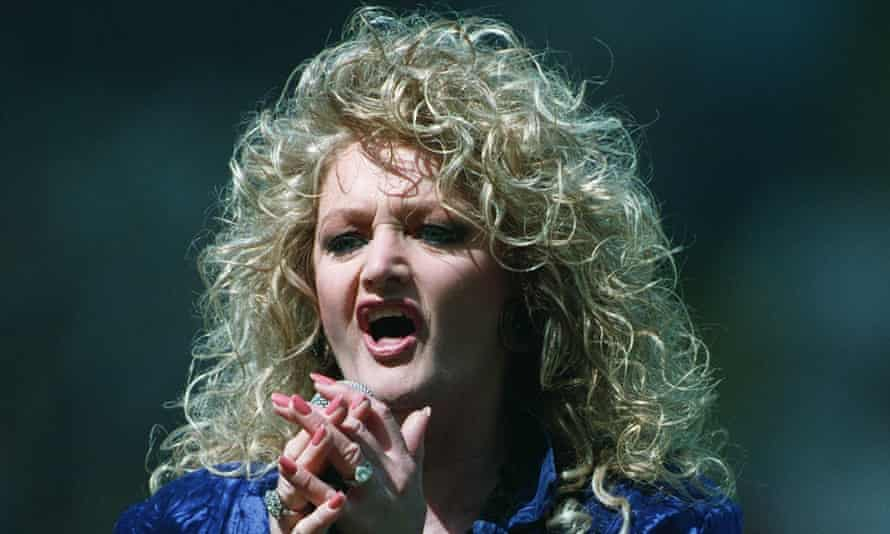 Bonnie Tyler … 'That song is perfect.'