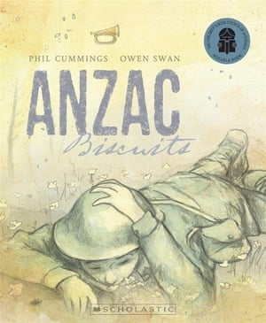 Anzac Biscuits by Phil Cummings and Owen Swan