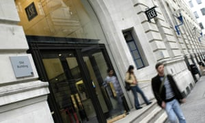 LSE authorities say they want to resolve the occupation amicably.