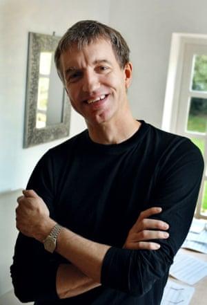 Composer Christopher Fox. Photograph: Linda Nylind