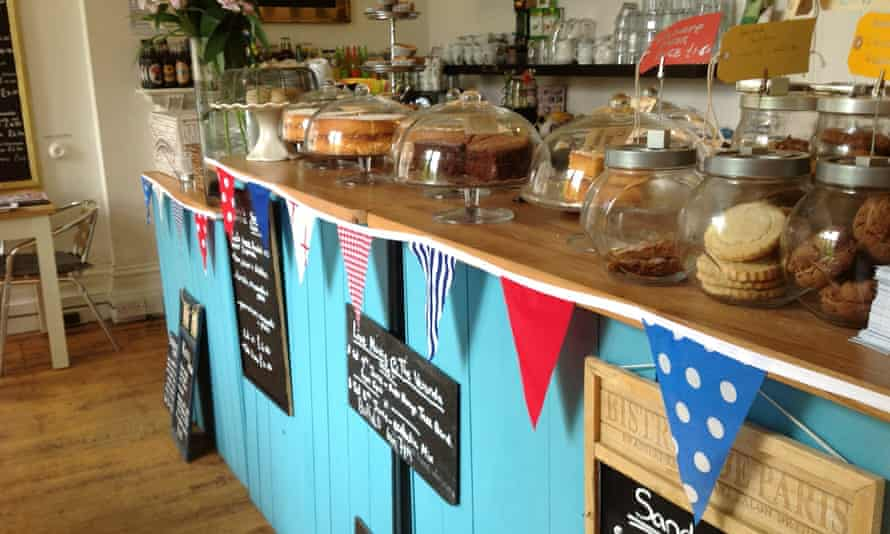 Veranda Cafe Bar, Wing Hall Camping, Dorset