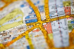 London A-Z.