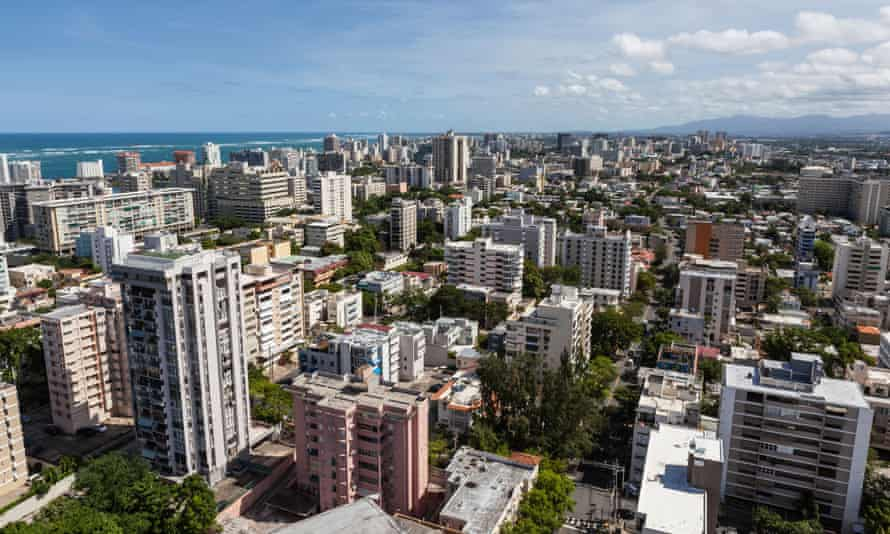 Residents of the capital, San Juan, will not get to vote in the 2016 US presidential election but 614,000 Puerto Ricans in Florida will.