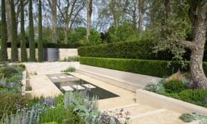 Tom Hoblyn's 2012 Chelsea flower show garden