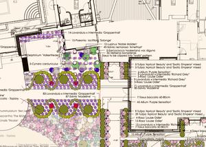 Tom Hoblyn's musically-inspired garden design