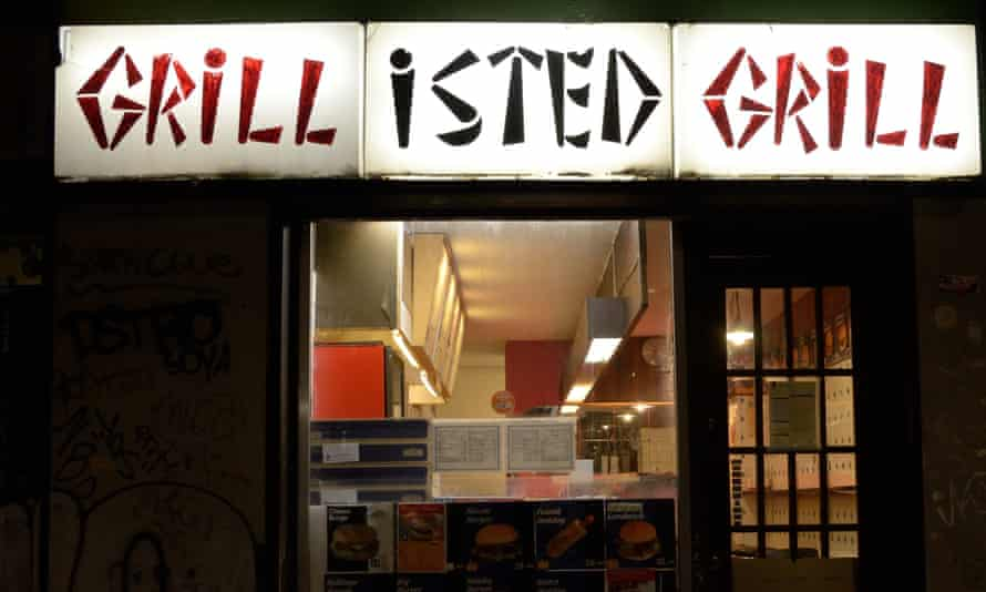 Isted Grill, Copenhagen