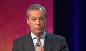 Nigel Farage on Ask Nigel Farage