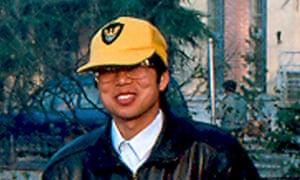 Xue Feng in 1993.