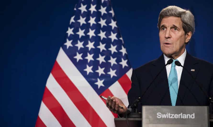 Before John Kerry even announced the deal, criticism from conservatives was pouring in.