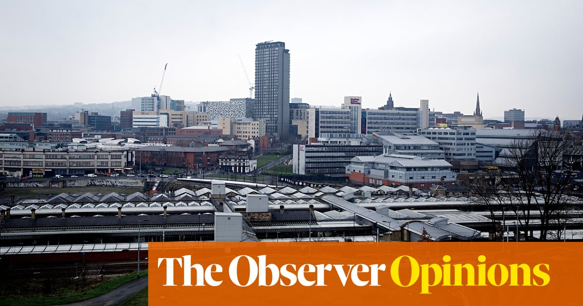 The view from Sheffield | Bella Qvist | Opinion | The Guardian