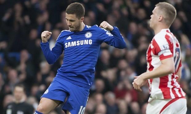 Chelsea vs Stoke City analysis