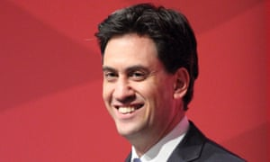Ed Miliband's note to self: remain 'calm … never agitated'.