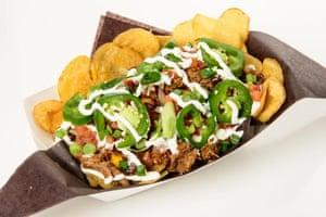 Kettle Chip Nachos