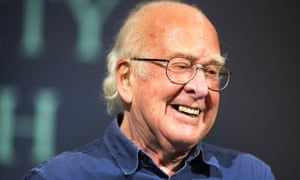 Pioneering physicist Peter Higgs