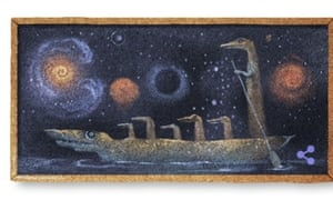 Leonora Carrington featured in Google Doodle celebrating her birthday