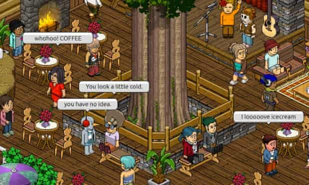 Virtual world Habbo is one of the best Android apps this week.