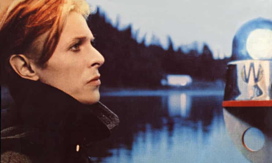 David Bowie in Nicolas Reig's 1976 film, The Man Who Fell to Earth