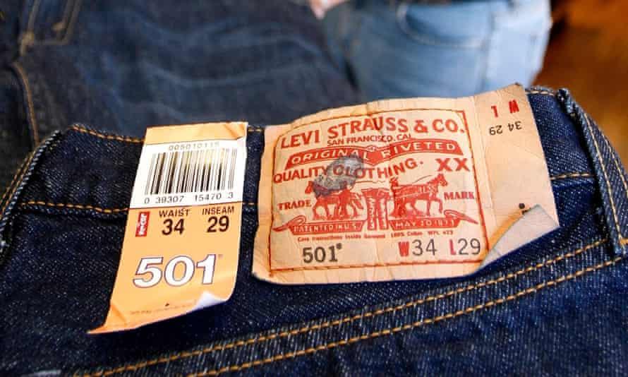 levis 50s jeans