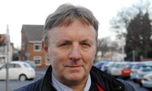 Mike Whitehead, the former Conservative parliamentary candidate for Hull West and Hessle who says he has defected to Ukip.