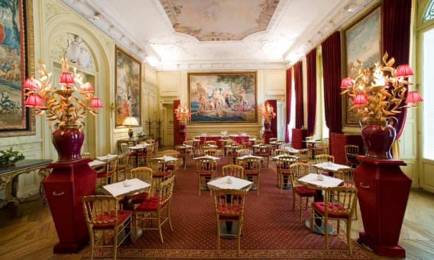 Café Jacquemart-André, Musée Jacquemart-André