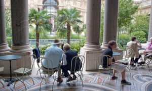Top 10 museum cafes and restaurants in paris travel for Cafe le jardin du petit palais
