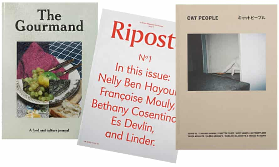 The Gourmand, Riposte and Cat People