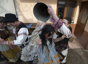 slovak easter tradition