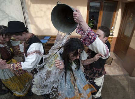 slovak easter tradition