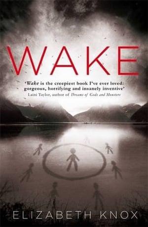 Wake by Elizabeth Knox (Corsair)
