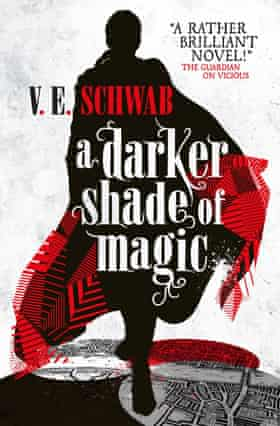 A Darker Shade of Magic by VE Schwab (Titan Books)