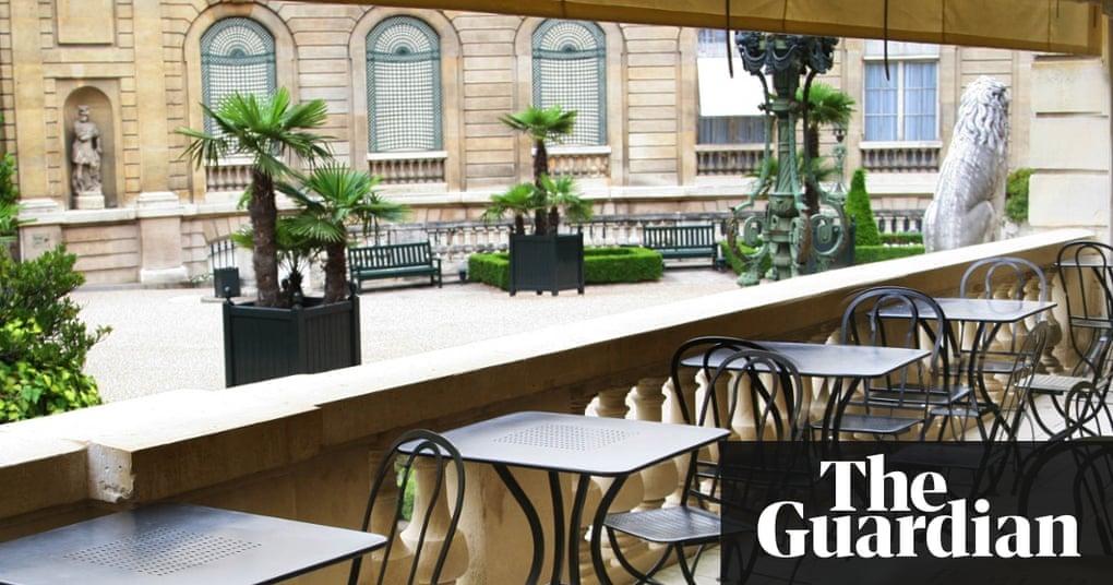 Guardian Paris Restaurants
