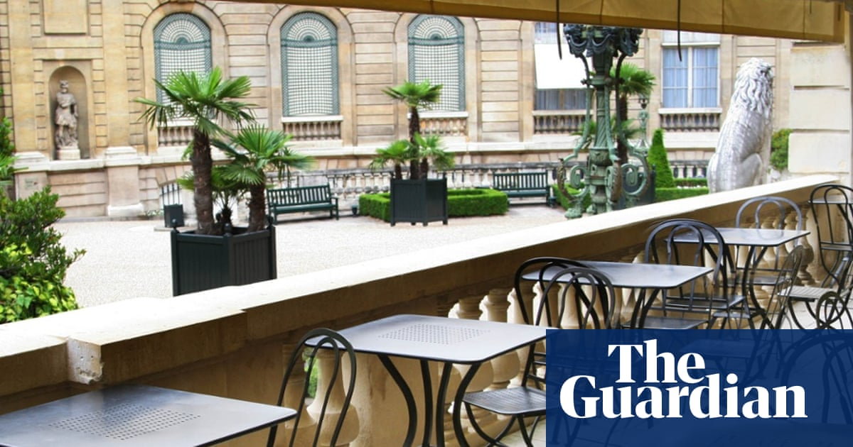 Top 10 museum cafes and restaurants in Paris | Travel | The ...