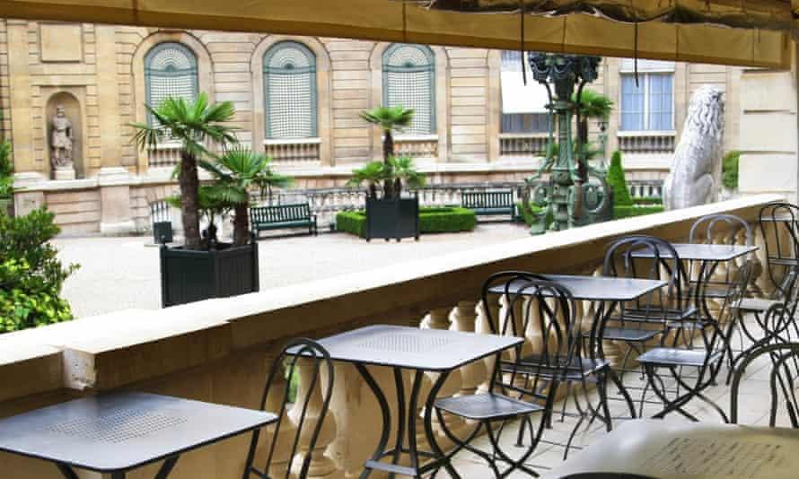Café Jacquemart-André at Musée Jacquemart-André