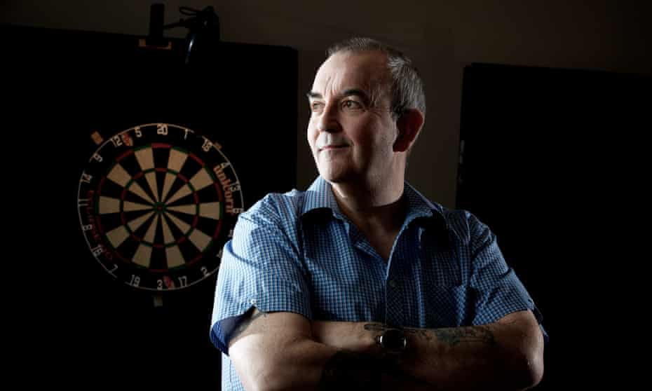 Phil Taylor is the world's most successful darts player.