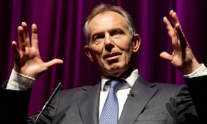 Tony Blair will try elevate Labour's campaign to a discussion about Britain's place in the world.