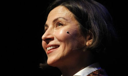 US author Donna Tartt was one of the biggest-selling authors of 2014 in Britain with her novel The Goldfinch.