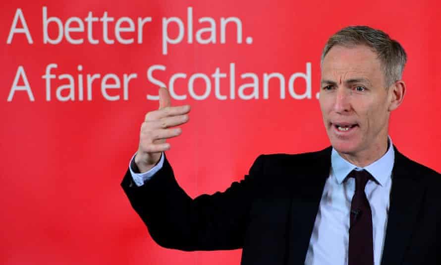 Jim Murphy Scottish Labour SNP
