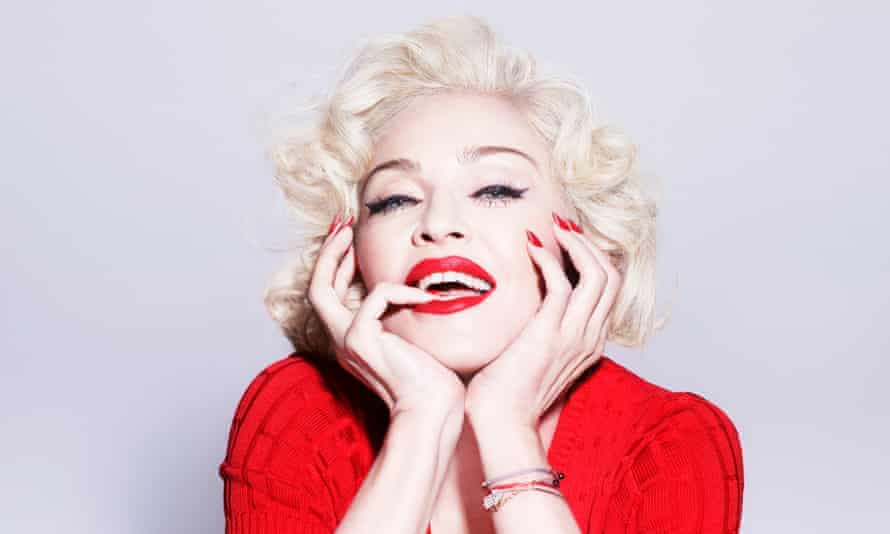 Madonna will debut her Ghosttown video on Meerkat.