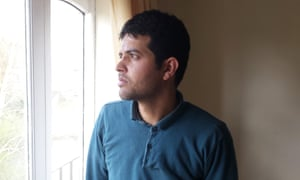 Aslam Yousaf Zai, a former interpreter for the British army in Afghanistan