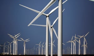 A quiet revolution? China is planning to have more than double the wind power capacity of the whole of Europe within the next five years.