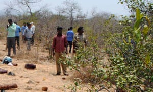 Indian police kill 20 suspected sandalwood smugglers | World news