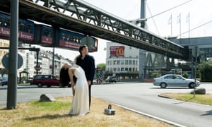 A scene from Wim Wenders' Pina film, shot close to Tanztheater Wuppertal's office.