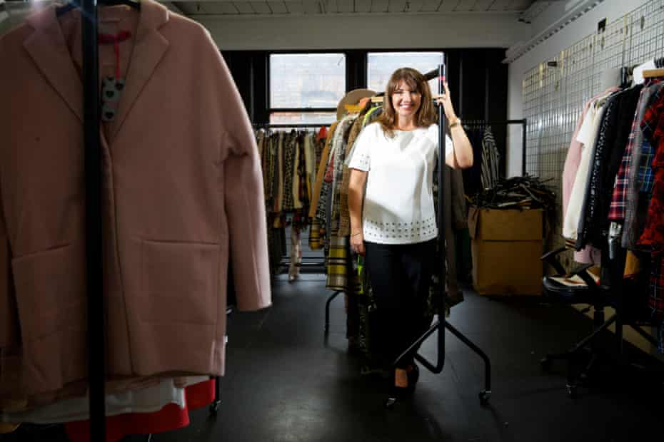 Carol Kane, co-founder and joint chief executive of Boohoo